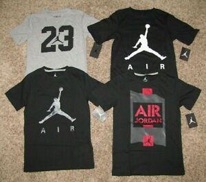 Air Jordan Shirt Boys Medium