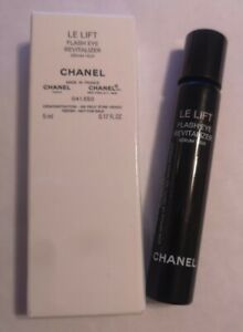 Chanel Le Lift Flash Repair Eye Revitalizer Rollerball Serum 5ml BNIB