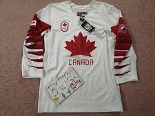 NWT Team Canada Nike 2018 Olympic Winter Games Ice Hockey Men Jersey Medium