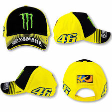 Valentino Rossi VR 46 Cap Yamaha Monster 46, New, 1 Stück