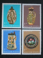 Timbre HONGRIE - Yvert et Tellier n°2001 à 2004 n** Mnh (Cyn30) HUNGARY Stamp