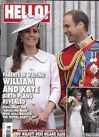 Kate Middleton Hello Magazine Prince William Theo Walcott Wedding The Queen 2013