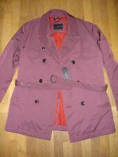 Tommy Hilfiger Trench manteau pluie T-50 valeur 499 euro gabardine molletonnée