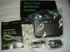 TALK TALK Huawei Router HG533 - Broadband WIRELESS ADSL2+ OPEN NEVER USED BOXED