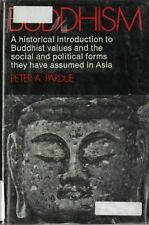 New ListingBuddhism: Historical Introduction- Peter Pardue- 1971- Hb w/Dj- ex-library