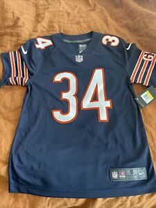 Men's Football Jersey Stitched Chicago Bears Walter Payton #34 819050-463 Small