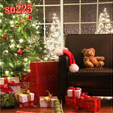 Christmas 10'x10' Computer-painted Indoor Scenic background backdrop SU225B881