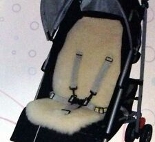 Australian Lambskin Liner for baby Stroller, Pram, Car seat, whole lambskin