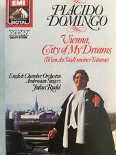 Placido Domingo - Vienna City Of My Dreams - Classical Cassette Tape (C146)