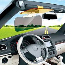 2 in 1 Mirror Car Sun Visor Anti-Glare Goggle Day/Night Vision Driving Accessory
