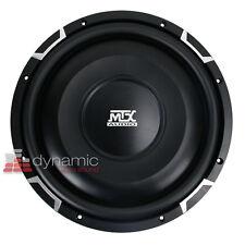 "MTX Audio FPR10-04 Car 10"" Flat Piston Shallow Sub SVC 4 Ohm Subwoofer 300W New"