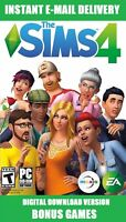 The Sims 4 [Digital Download Account] Windows/MAC | MULTILANGUAGE