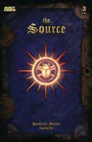 The Source #3 Scout Comic 1st Print 2019 unread NM