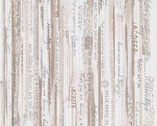 Tapete Landhaus Streifen braun grau livingwalls Djooz 95674-1 956741 (1,72€/1qm)