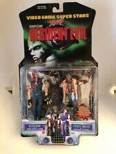 Zombie Forest Speyer Resident Evil Toy Biz Figure MOC Video Game Superstars
