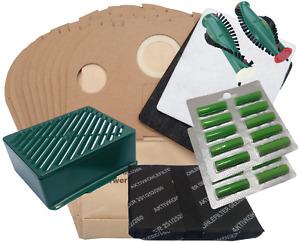 Staubsaugerbeutel Filtertüten Beutel geeignet Vorwerk Tiger 251 252