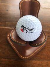 Logo Golf Ball Rose Creek Edmond Oklahoma