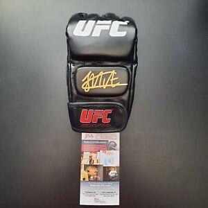 Khabib Nurmagomedov Signed Autographed UFC MMA Glove JSA COA The Eagle Dagestan