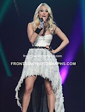 Singer Carrie Underwood 8x10 Color Photo