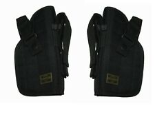 Right & Left Handed Belt Holsters Set w/ Clip Mag Pouch BB Airsoft Gun Pistol