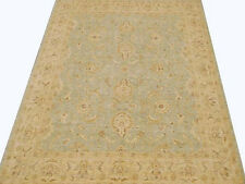 14 x 16 Gray Chobi Hand-Knotted Rug Artistic Balance and Symetry Designed Carpet