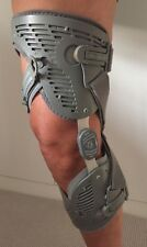 unloader brace for left knee with arthritis on the outer side (Lateral)