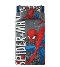 MARVEL SPIDERMAN Single Reversible Duvet Cover Set