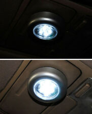 Cordless LED Home Under Cabinet Push Tap Touch Stick On Night Light Lamp Battery