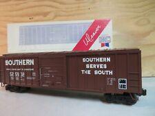 WEAVER TRAIN 50' SOUTHERN RAILWAY SINGLE DOOR RAILROAD FREIGHT BOX CAR 525932