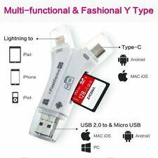 I-FlashDevice 4 in 1 card reader USB 2.0