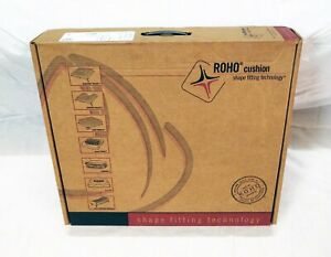 "ROHO H1616C Harmony Cushion, 16"" X 16"" with Cover & Pump - Brand New in Box"