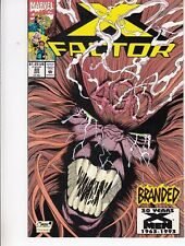 X-FACTOR  #89 1993 -DARK HOMECOMING -RANDOM -BRANDED DAVID/ HARRAS...NM-