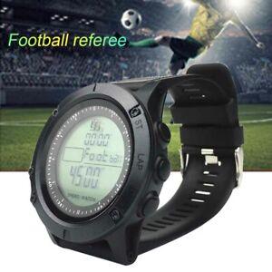 Referee Match Official Digital Waterproof Unisex Stopwatch Wrist Watch US