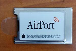 Apple AirPort Wireless Card Mac PC24-H 630-2883/C (1 CARD)