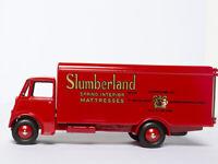 1/43 Atlas 514 GUY VAN Dinky SUPERTOYS Slumberland Spring Interior Mattresses