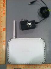 Netgear 54 Mbps Wireless Router WGR614 v7