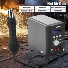 Digital Soldering Iron Station Hot Air Gun Rework Station 3in1/ 2in1 SMD 110V