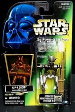 Vintage Star Wars Power of the Force ASP-7 Droid (Special Trilogie Edition 1996)