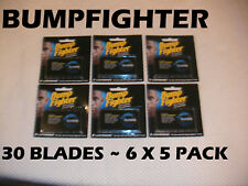Bump  Fighter - 30 Blades (6 x 5 Pack)