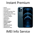iPhone IMEI Check PRO GSX/Sim Lock/Carrier/FMI/Blacklist Instant Delivery