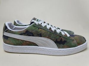 "Puma Suede Classic Ambush Camo ""Dachsund Green"" New Retro (12US) Limited Max"