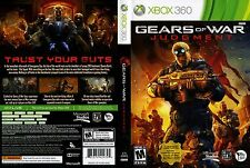 Gears of War JUDGEMENT XBOX 360 & One DOWNLOAD CARD DLC