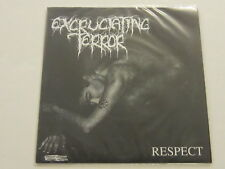 "AGATHOCLES / EXCRUCIATING TERROR split 7"" PESSIMISER grind PUNK UNPLAYED"