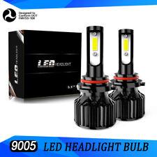 9005 HB4 LED Headlight Bulb for Subaru WRX 2013-18 Impreza 2004-18 High Beam DIW