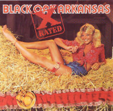 Black Oak Arkansas - X-Rated / I'd Rather Be Sailing (CD)