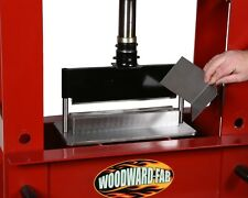 "Shop press bending box and pan brake metal bending 12""x 14 gauge capacity WFPB12"