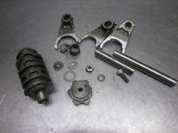 Kawasaki 95 KLX250 R R KLX Shift Drum & Shifter Forks Set