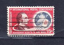 USA Briefmarken 1963 Internationale Postkonferenz Mi 840