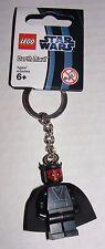 LEGO Star Wars DARTH MAUL Keychain (Zabrac Horns) (850446) NEW