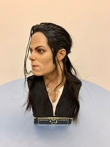 Michael Jackson King Of Pop 1/3 Scale Bust Statue Resin Figure Dandelion - MINT